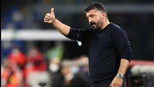 """Gattuso verso il Rijeka: """"Niente alibi, dobbiamo fare meglio"""""""