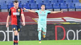 Toro, prima gioia nel recupero con il Genoa: Giampaolo salva la panchina