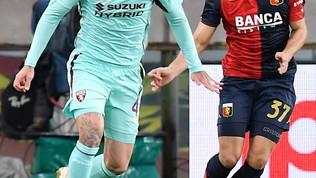 Genoa-Torino: le foto del match