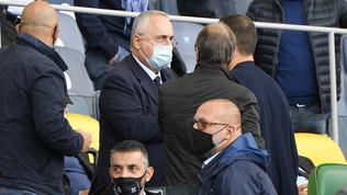 Lazio, questione tamponi: Lotito pronto a una battaglia legale