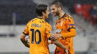 """Dybala, messaggio alla Uefa: """"Mi assegnate la doppietta?"""""""