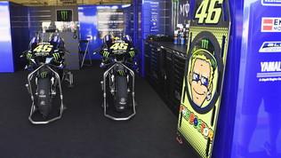 Rossi finalmente negativo: c'è ancora speranza per correre a Valencia