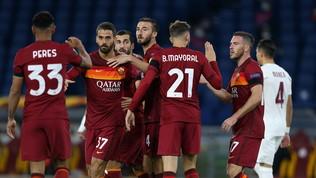 Roma,showda primo posto:contro il Cluj fa festa anche Borja Mayoral