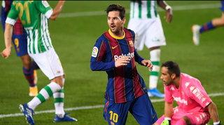 Atletico momentaneamente in vetta, 4-0 al Betis. Dilaga anche il Barcellona