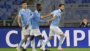 Lazio; tamponi negativi per tutta la squadra. Due casi nello staff