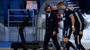 """Juve in ansia per Ronaldo: """"Ho sentito la caviglia girarsi"""""""
