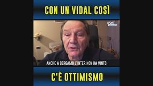 """Longhi: """"Inter, con un Vidal così c'è ottimismo"""""""