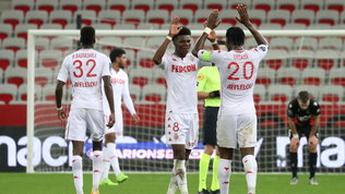 Il Lille cade a Brest, Lione ok in rimonta, il derby al Monaco