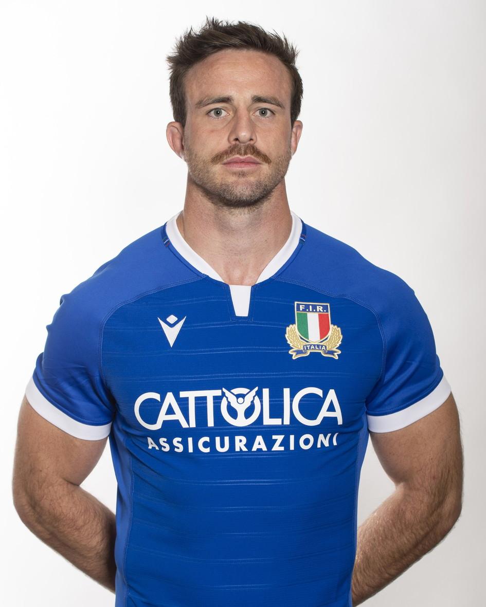 Abraham Steyn (Cradock, 2 maggio 1992), sudafricano internazionale per l'Italia, gioca nel ruolo di terza linea centro con la Benetton Treviso. 41 caps con l'Italia.