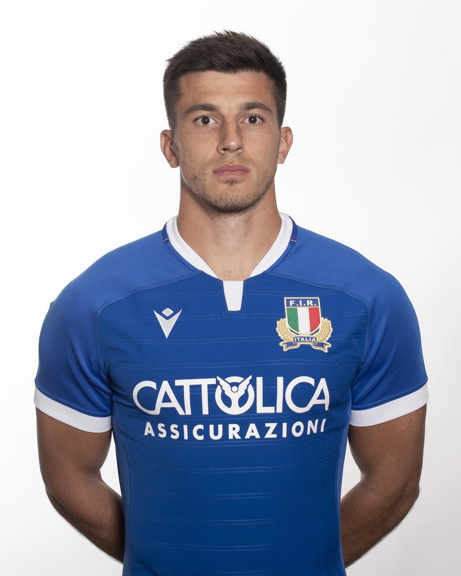 Tommaso Allan (Vicenza, 26 aprile 1993). Gioca nella Benetton Treviso nel ruolo di mediano d'apertura. 57 caps.