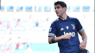 """Morata: """"Mai giocato così tanto. Con CR7 ottimo rapporto"""""""