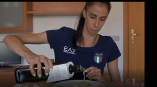 L'Italia Team ambasciatore dell'olio extravergine italiano