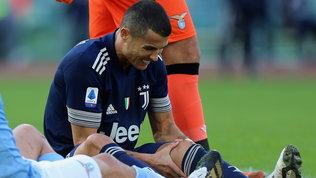 """Juve, sollievo Ronaldo: """"Si è allenato normalmente, è pronto per giocare"""""""