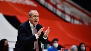 Il Covid ferma l'Olimpia: sospesa la gara con lo Zenit