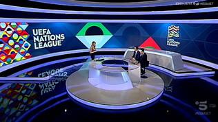 Euro2020 e Nations League: 5 big match in esclusiva su Mediaset