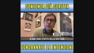 """Auriemma: """"Napoli, sentenza già scritta. Condannate le intenzioni"""""""