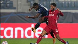 Difesa a pezzi contro l'Atalanta: Klopp perde anche Gomez