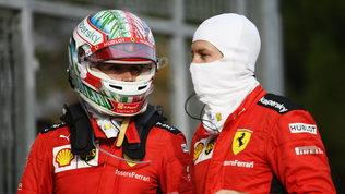 """Leclerc e Vettel sperano in Istanbul: """"Pista spettacolare e bei ricordi"""""""