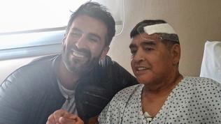 """Maradonadimesso dall'ospedale, l'avvocato: """"Vivo per miracolo"""""""