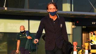 Mancini ancora debolmente positivo: l'obiettivo è la Polonia