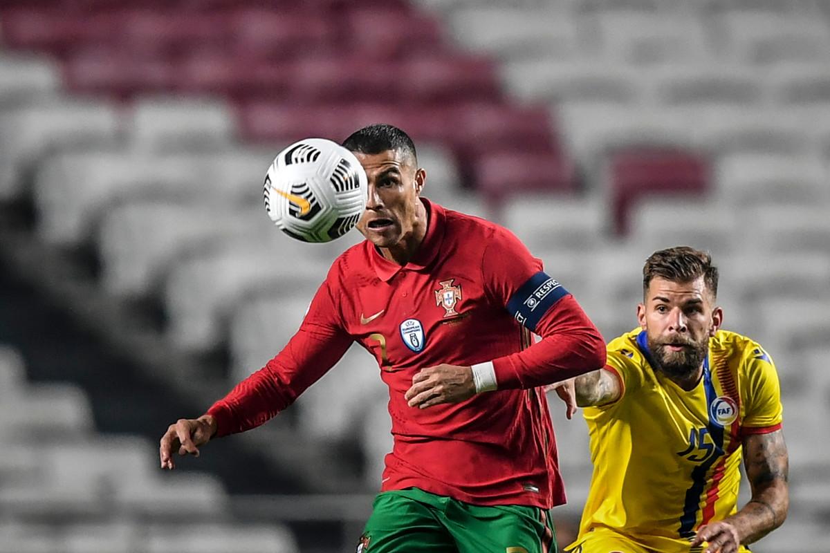 Segnando con la maglia del Portogallo in amichevole contro Andorra, Cristiano Ronaldo ha raggiunto Ferenc Puskas al quarto posto della classifica dei bomber all time a quota 746 reti tra nazionale e club.<br /><br />