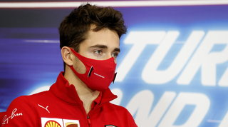 """Leclerc guarda avanti: """"Dopo una stagione così mi sento più forte"""""""