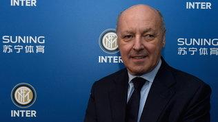 """Marotta lancia l'allarme: """"Calcio a rischio default"""". Poi l'appello al Governo"""