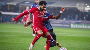 Liverpool, Salah positivo al Covid-19: potrebbe saltare l'Atalanta