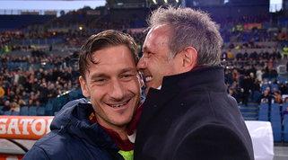 """Mihajlovic: """"Totti il più forte di tutti e ha esordito grazie a me"""""""