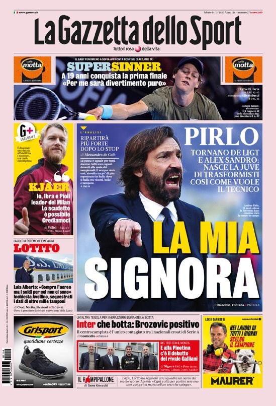 La rassegna stampa dei quotidiani italiani ed esteri<br /><br />