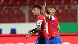 Vidal lancia il Cile, sconfitta per Lapadula. Vince il Brasile