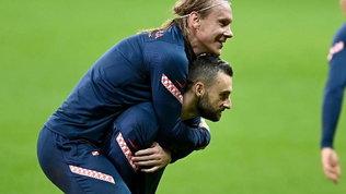 Inter, oggi Brozovic rientra in Italia. IntantoNainggolan si candida