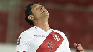 Perù, Lapadula in campo 30': Vidalgli rovina l'esordio