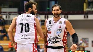 L'Olimpia Milano riprende gli allenamenti: domenica in campo con Cantù