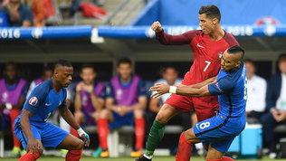 Portogallo-Francia in esclusiva su Canale 20 e Sportmediaset.it