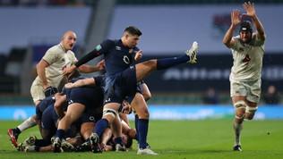 Inghilterra esagerata: contro la Georgia finisce 40-0