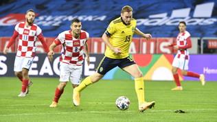 Kulusevski 'salva' la Svezia, trisGermania, Freuler spaventa la Spagna