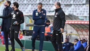 Torino, altro caso Covid: positivo il tecnico Giampaolo