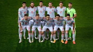 Nations League: Spagna-Germania in esclusiva in chiarosu Mediaset