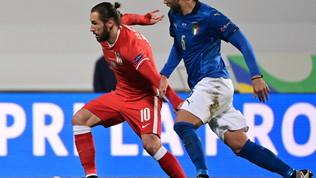 Italia-Polonia, le immagini del match