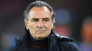 """Prandelli si presenta: """"Io allenatore e tifoso. Sarri? Fantacalcio"""""""