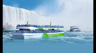 C'è elettricità alle cascate del Niagara