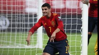 Per la sfida decisiva con la Germania (in chiaro su Mediaset) la Spagna conta su Morata