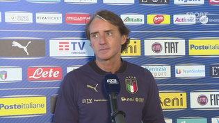 Mancini è sempre positivo. Contro la Bosnia ci sarà ancora Evani in panchina