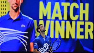 Atp Finals: ottimo debutti per Djokovic e Medveded