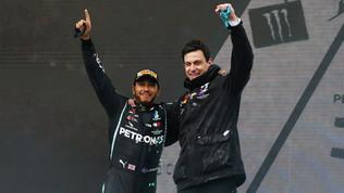 """Wolff: """"Presto l'incontro con Hamilton per il rinnovo con la Mercedes"""""""