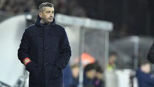 """Custovic: """"Abbiamo tre positivi al Covid. L'Italia vale 900 milioni"""""""