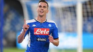 """Il piano Milik-Inter prende corpo: ecco la nuova """"opportunità marottiana"""""""