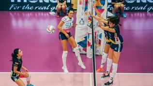 Novara si rialza, vittoria pesante per Bergamo. UYBA, così non va