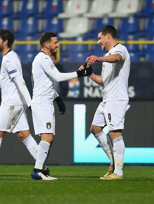 Bosnia-Italia 0-2, le migliori immagini<br /><br />